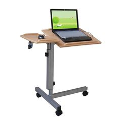 Small laptop computer desks - Review and photo