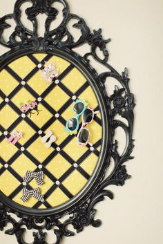 Kids Photos Hair Accessory Organizers Design, Pictures, Remodel, Decor and Ideas