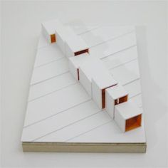 by Jun Igarashi Shunsuke Ando #modernarchitecturemodel
