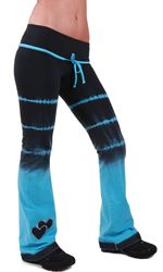Body Angel Activewear Sandra Pants #1416