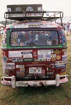 Deadhead Bus