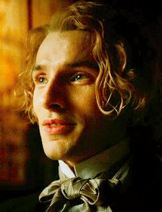 Colin as Bosie in The Happy Prince.