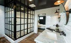 Coastal Shower Doors Launches Modern Shower Doors by Bobby Berk - Design Milk Modern Shower Doors, Coastal Shower Doors, Bad Inspiration, Bathroom Inspiration, Bathroom Ideas, Bathroom Renovations, Bathroom Storage, Bathroom Interior, Bathroom Designs