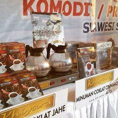 Khiyara @Gerakan Peningkatan Ekspor 3x Lipat - 3 Agustus 2015 - Makassar ☕️☕️☕️☕️☕️☕️ #jokowidodo #syahrulyasinlimpo #hotchocolatedrink #hotchocolate #makassar #icechocolate #chocolate #khiyara #indonesia #instantdrink