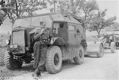 Morris C8 / FWD Field Artillery Tractor (FAT) - Google Search