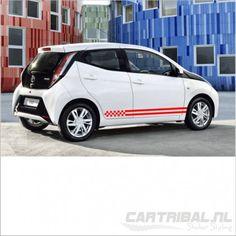 city car striping set 1