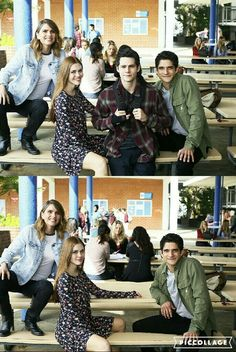Find images and videos about teen wolf, stiles stilinski and scott mccall on We Heart It - the app to get lost in what you love. Stiles Teen Wolf, Teen Wolf Stydia, Teen Wolf Boys, Teen Wolf Dylan, Teen Wolf Cast, Teen Wolf Malia, Stiles And Malia, Teen Wolf Memes, Teen Wolf Quotes