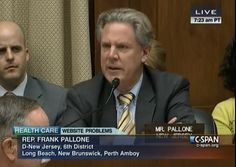 Watch: A Democratic Rep. Refuses To Give In To A Republican's Obamacare Lies...brilliant