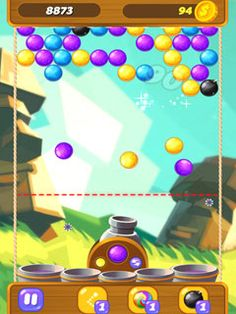 Bubble Shooter Endless - Tenhut Games