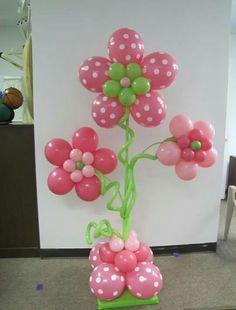 Resultado de imagem para decoração de festa infantil com balões