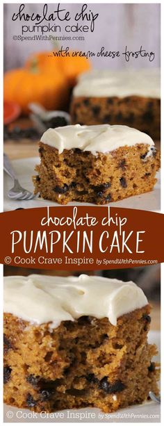 If you are looking for an amazing pumpkin cake you've found it! This cake is delicious, moist and definitely a fall favorite!