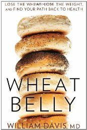 Wheat Belly: Lose the Wheat, Lose the Weight, and Find Your Path Back to Health, by William Davis. A renowned cardiologist explains how eliminating wheat from our diets can prevent fat storage, shrink unsightly bulges, and reverse myriad health problems.  Every day, over 200 million Americans consume food products made of wheat. Click The Picture To Read More Or To Download This Kindle Book!