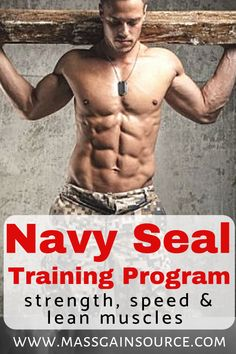Navy Seal Workout 6 Weeks Intense Routine To Build&; Navy Seal Workout 6 Weeks Intense Routine To Build&; Designersssss health-fitness Navy Seal Workout 6 Weeks Intense Routine To […] training navy seals Fitness Gym, Muscle Fitness, Physical Fitness, Health Fitness, Health App, Navy Seal Training Program, Training Programs, Workout Programs For Men, Strength Training Program