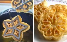 Enjoy all year round the delicious flavor of wind or mold fritters with this simple recipe, step by step and with all the secrets. Mexican Sweet Breads, Mexican Dishes, Delicious Deserts, Yummy Food, Tasty, Mexican Cooking, Mexican Food Recipes, Mexican Bunuelos Recipe, My Recipes