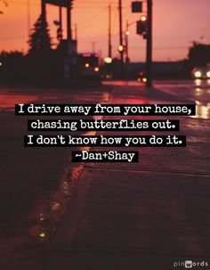 What You Do To Me - Dan+Shay