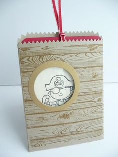 Ahoy Pirate by SewingSue - Cards and Paper Crafts at Splitcoaststampers