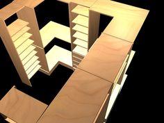 Interiorismo y Decoracion Lola Torga: Distribución de un vestidor
