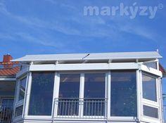 Venkovní markýza pro zimní zahradu, kde nelze použít standardní markýza [Maxilux] Pergola, Outdoor Decor, Home Decor, Decoration Home, Room Decor, Outdoor Pergola, Home Interior Design, Home Decoration, Interior Design
