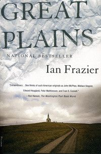 A marvelously digressive, wide-ranging account of a journey throughout the plains. Frazier captures the wide-open landscapes, history, environmental contradictions and, especially, the legends and people of the Great Plains. An intrepid traveler -- and voracious reader -- Frazier clocked 25,000 miles in an old van criss-crossing the land where the buffalo once roamed.