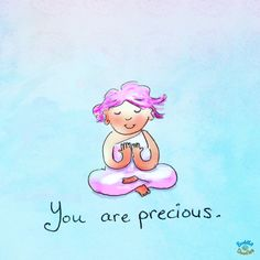 Buddha Doodles by Mollycules.