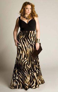 Plus Size Maxi Dresses 2014