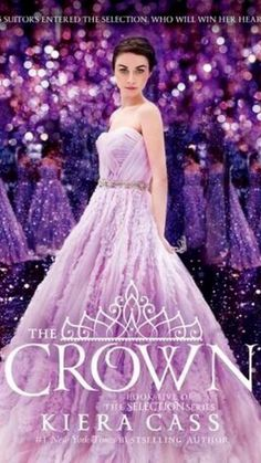 How I imagine the crown main character.  Eadlyn (Stacey farnet). ♫ Marco Beltrami