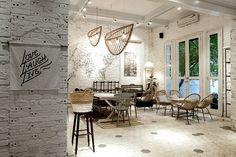 Jouri Dessert & Tea by Red5 Studio, Hanoi – Vietnam