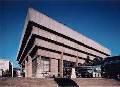 Birmingham Central Library.