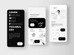 LangnOs - eLearning Educational Platform by RD UX/UI for RonDesignLab #appdesign Web Design, App Ui Design, Mobile App Design, Interface Design, Web Png, Web Mobile, Mobile Application Design, App Design Inspiration, Ui Web
