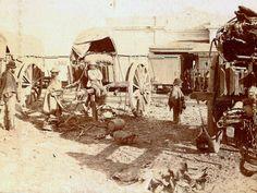 Av. Honorio Pueyrredón  En 1895 se abrió un ramal del Ferrocarril Sarmiento que unía la Estación Caballito con la Estación Chacarita. Con el rápido crecimiento demográfico de la ciudad de Buenos Aires, , las vías, no hacían otra cosa que dividir la zona.