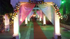 Wedding is once in a lifetime & We help you make it memorable one: http://www.swostihotels.com/socialevents.php