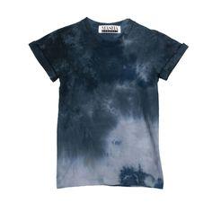 Black Tie Dye T-shirt