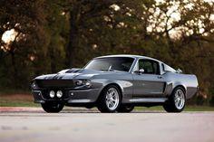 "Shelby GT500E ""Eleanor"" Super Snake"