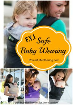 I would love to hear your babywearing stories!              #babywearing #attachmentparenting #parenting #freedomtogether