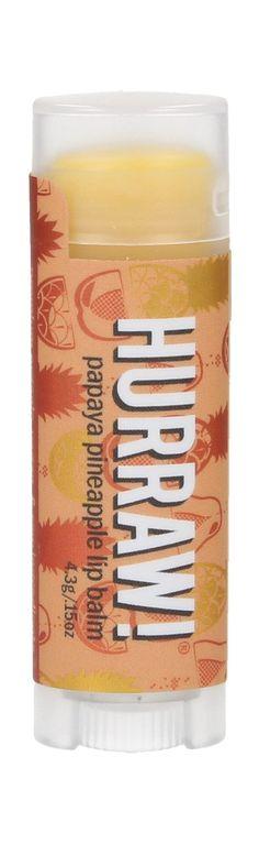 Hurraw Bio-balzami za ustnice - Papaja/Ananas € 5,99
