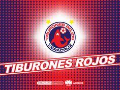 Wallpaper @Tiburones Rojos de Veracruz #Wallpaper #LigraficaMX