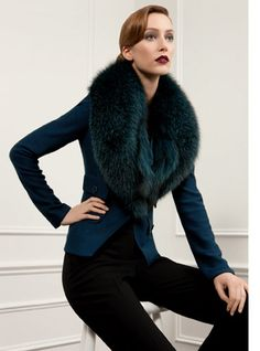 St. John Knits. loveee this color