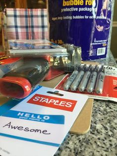 Staples helps get your college age kids into their dorm #Staples #ad $300 giveaway 8/27 US