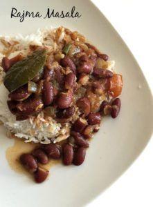Rajma/kidney beans curry. #recipe #Indian #kidneybeans #instantpot