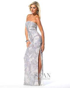 Sean 50453 Prom Dress guaranteed in stock