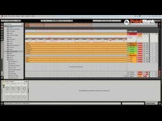 Ableton Tutorial - Robot Drums Rack Emulating 'Figure' (Free Rack DL) Ableton Live, Good Tutorials, Music Production, Arduino, Techno, Drums, Robot, Studio, Learning