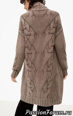 Помогите найти описание и узор этого свитера. - запись пользователя Таис (Татьяна) в сообществе Вязание спицами в категории Вязание для женщин спицами. Схемы вязания спицами