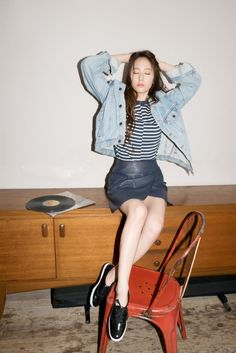 Krystal for Keds Korea