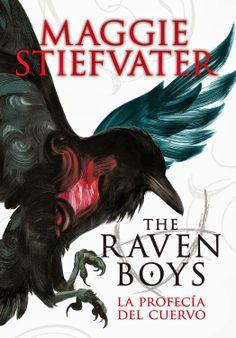 La profecía del cuervo - Maggie Stiefvater (Alfaguara) http://lecturadirecta.blogspot.com.es/2014/06/la-profecia-del-cuervo-maggie-stiefvater_11.html