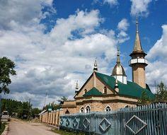 Мечеть в Шентале