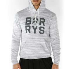 Men's J15 Pullover Hoodie w/ Stacked Barry's www.barrysbootcamp.com #fitness #fitnessapparel #workoutclothes #mensfashion
