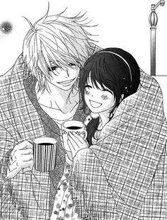 Teru y Kuorsaki // Dengeki Daisy