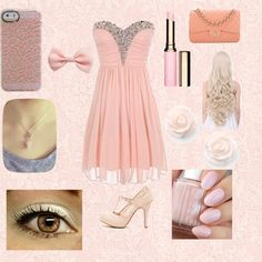 Prom in Pink