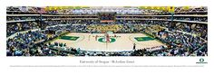 University of Oregon - Mac Court Ducks - Mcarthur Court Panoramic Picture $29.95