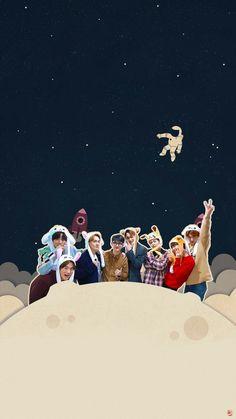 Yugyeom, Got7, Jaebum, Chanbaek, Baekhyun, Exo Group Photo, Exo For Life, Exo 12, Exo Lockscreen